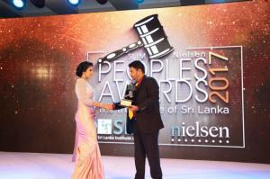 Sumathi Films (Private) Limited - Slim Nielsen Award 2016 for Paththini Movie3 (2)