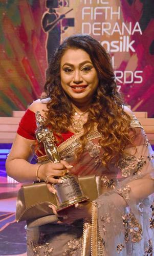 Fifth Derana Sunsilk Film Awards 2017 03